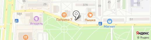 Маленькая страна на карте Салавата
