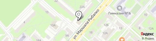Платежный терминал, Банк Уралсиб, ПАО на карте Перми