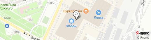 In style на карте Стерлитамака