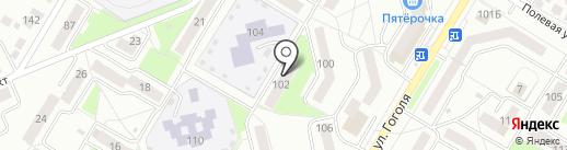 Ecorb на карте Стерлитамака