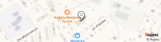 Магнит на карте Култаево