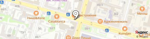 Panda-service на карте Уфы