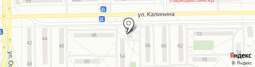 СалаватЖилСервис на карте Салавата