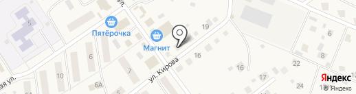 Fishingstory на карте Култаево