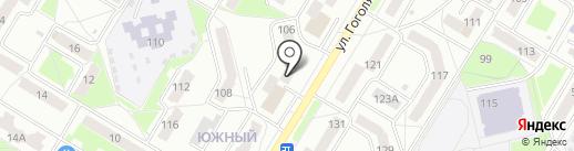 Алтын тур на карте Стерлитамака