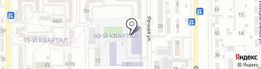 Салаватский механико-строительный колледж на карте Салавата