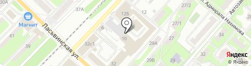 Торговая фирма на карте Перми