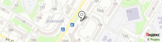 СТАРТ на карте Стерлитамака