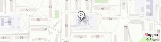 Детский сад №7 на карте Салавата