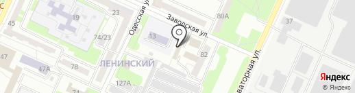 Студия камня на карте Стерлитамака