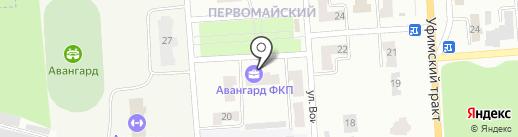 Единая Служба Дезинфекции на карте Стерлитамака