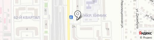 Платежный терминал, Башкомснаббанк, ПАО на карте Салавата