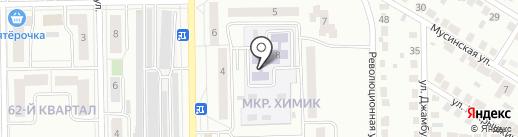 Детский сад №10 на карте Салавата