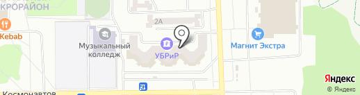 ЖЭУ №13 на карте Салавата