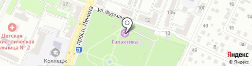Лето на карте Стерлитамака