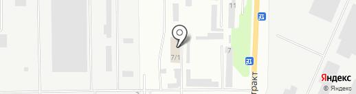 Уралтранс на карте Стерлитамака