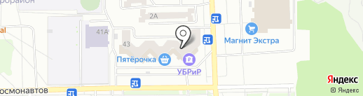 Luxe decor на карте Салавата