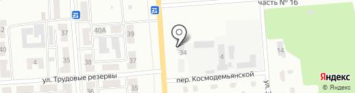Велес-Амид-С, ЗАО на карте Стерлитамака