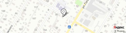 STR-Гранит на карте Стерлитамака