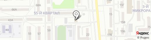 Садко на карте Салавата