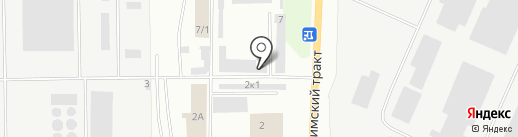 DYADENKI CUSTOMS на карте Стерлитамака