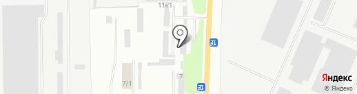 АВТОРЕАЛ на карте Стерлитамака