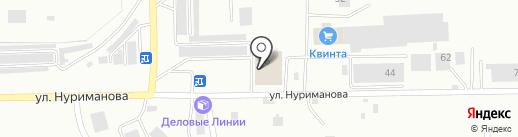 СССР-двери на карте Салавата