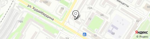 ЛИДЕР-ГРУПП на карте Стерлитамака