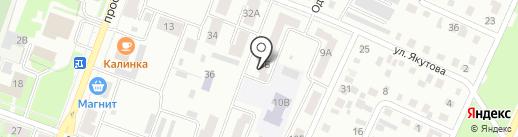 РЕЛАКС на карте Стерлитамака