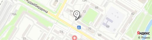 Банкомат, Альфа-банк на карте Стерлитамака