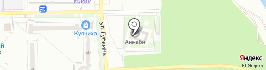 Соборная мечеть на карте Салавата