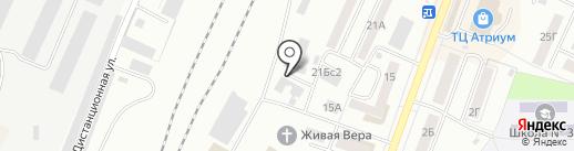 Линейное отделение полиции на ст. Стерлитамак на карте Стерлитамака