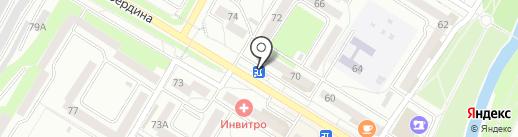 СуперДеньги на карте Стерлитамака