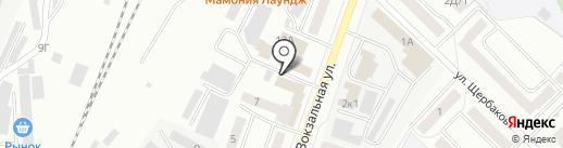 Бизнес-Сити на карте Стерлитамака