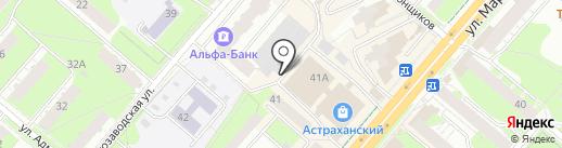 Sport style на карте Перми