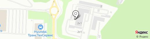 DIMETRO на карте Стерлитамака