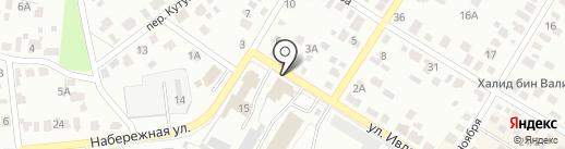 Кабинет психологической помощи на карте Стерлитамака