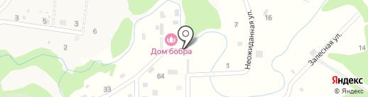 Дом бобра на карте Култаево