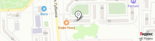 El`studio на карте Салавата