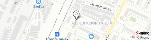 V-AVTO на карте Стерлитамака