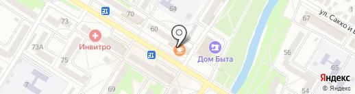 The Cafe на карте Стерлитамака