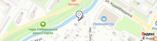 Многопрофильная компания на карте Стерлитамака