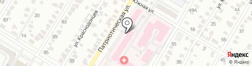 Зеленая аптека на карте Стерлитамака