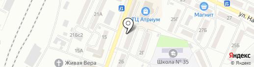 Транстелеком на карте Стерлитамака