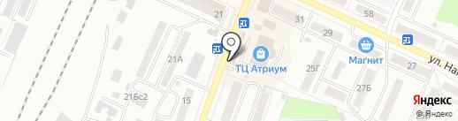 Белорусские продукты на карте Стерлитамака
