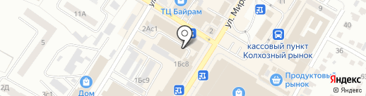 Магазин обуви на карте Стерлитамака