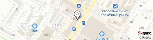 Hi-tech room на карте Стерлитамака