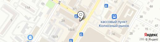 Сеть магазинов наливной парфюмерии на карте Стерлитамака