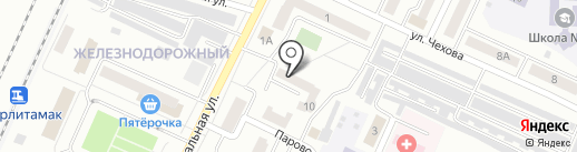 Адвокат Крылова Н.Н. на карте Стерлитамака