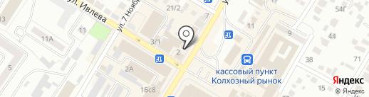 Казан-Мангал на карте Стерлитамака